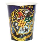 Harry Potter Papírpohár 270 ml 8 db