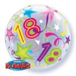 18-as Bubbles lufi 56 cm