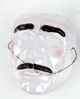 Női / férfi átlátszó maszk