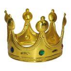 Arany állítható korona