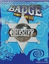 Sheriff csillag