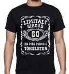 60-as Limitált kiadás póló XL-es