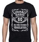 60-as Limitált kiadás póló M-es