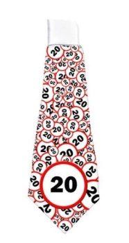 20-as nyakkendő