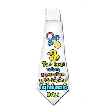 Tejfakasztó nyakkendő