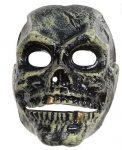 Koponya maszk mozgatható állkapoccsal