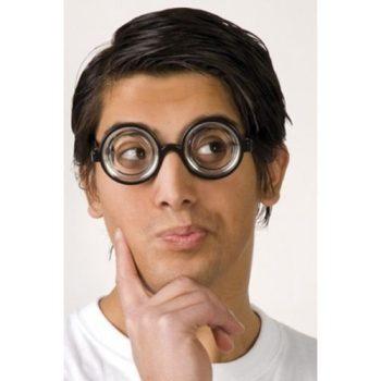 Stréber szemüveg