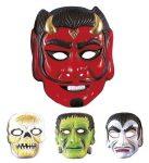 Horror halloween maszk