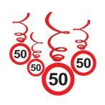 50-es függő dekoráció