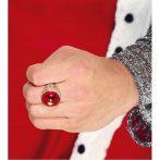 Rubin gyűrű férfiaknak