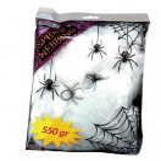 Fehér pókháló 550g
