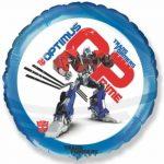Transformers fólia lufi 45 cm