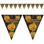 Happy Halloween zászlófüzér