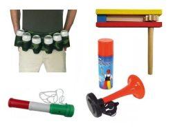 Szurkolói termékek